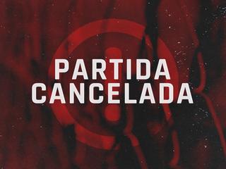 PARTIDA DE DOMINGO É ADIADA