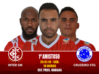 Inter SM x Cruzeiro STG