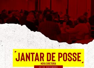 JANTAR DE POSSE DA NOVA DIRETORIA