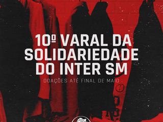 10º VARAL DA SOLIDARIEDADE
