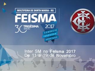 Alvirrubro na FEISMA 2017