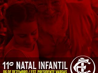 11º NATAL INFANTIL DO INTER SM