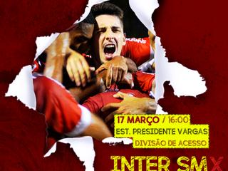SERVIÇO DE JOGO - INTER SM X SÃO PAULO