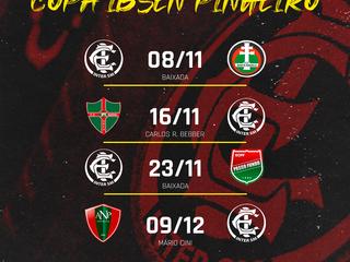 Tabela da Copa Ibsen Pinheiro é divulgada