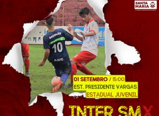 SERVIÇO DE JOGO - INTER SM X ROSÁRIO