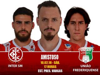 Inter SM x União Frederiquense