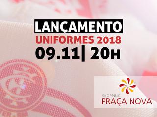 Novo uniforme do Inter SM será conhecido em novembro