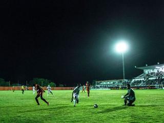 Inter SM conquista a vitória em Bagé