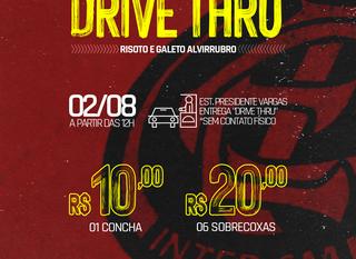 DRIVE THRU: Risoto e Galeto Alvirrubro