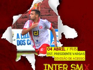 SERVIÇO DE JOGO - INTER SM X FARROUPILHA