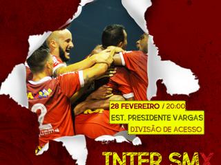 SERVIÇO DE JOGO - INTER SM X SÃO GABRIEL