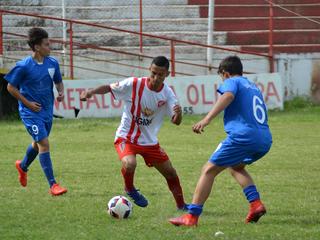 Grupo Sub-17 encarou o Cruzeiro de Faxinal