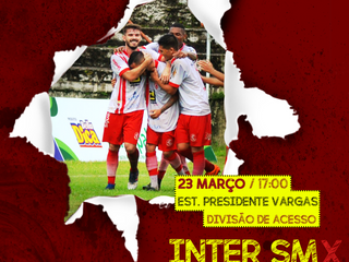 SERVIÇO DE JOGO - INTER SM X GUARANI VA
