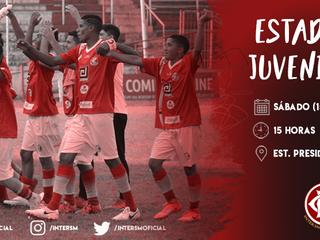 ESTADUAL JUVENIL B - Inter SM x São Gabriel