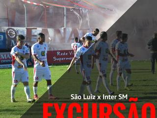 EXCURSÃO - SÃO LUIZ x INTER SM