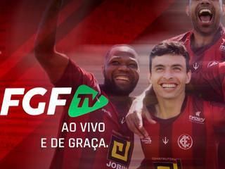 Acompanhe gratuitamente os jogos do Inter SM na FGF TV