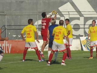 Vitória por 3x2 em Pelotas