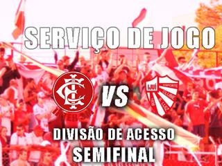 Serviço de Jogo - Inter SM x São Luiz