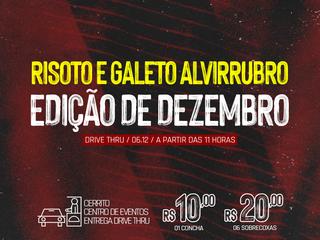 DRIVE THRU: 5º Risoto e Galeto Alvirrubro
