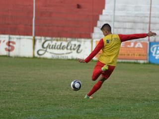 Inter SM volta a treinar na Baixada