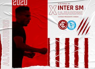 SERVIÇO DE JOGO - INTER SM X LAJEADENSE