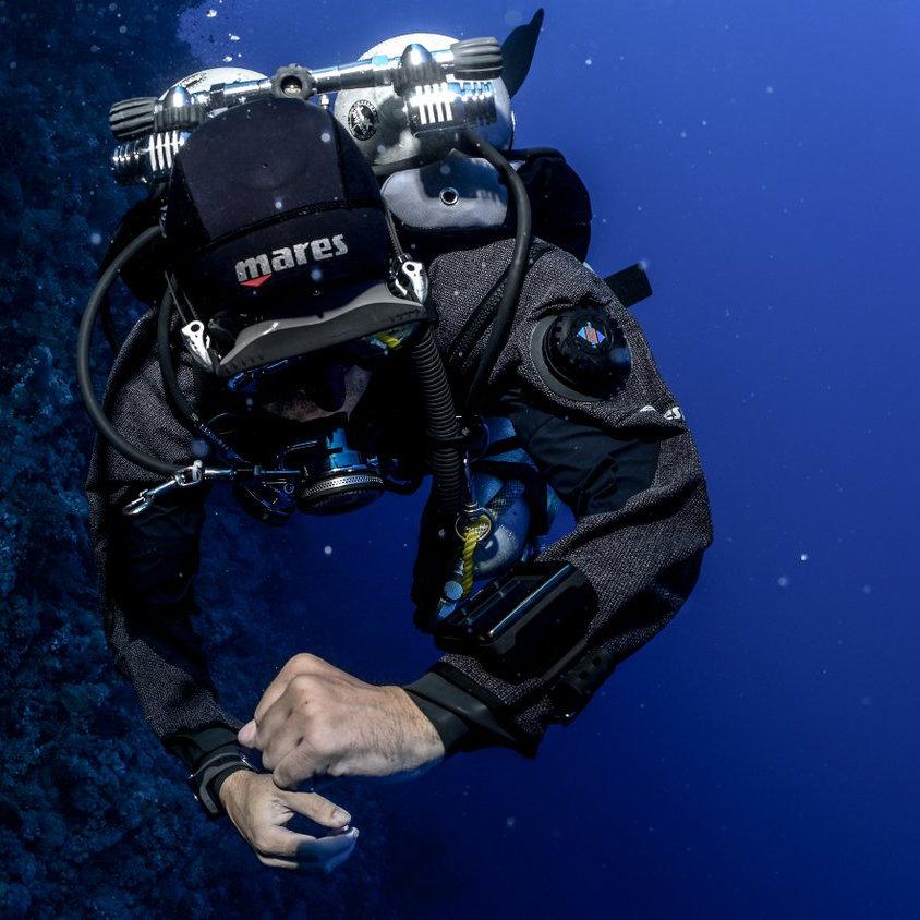 Extended Range Diving - Starttermin