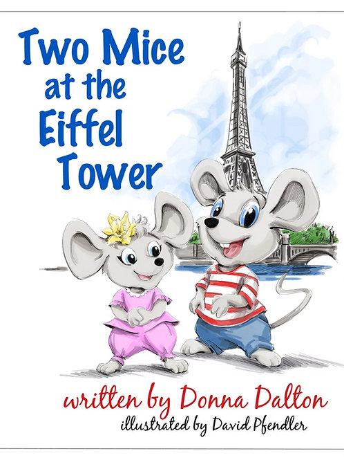 Two Mice at the Eiffel Tower