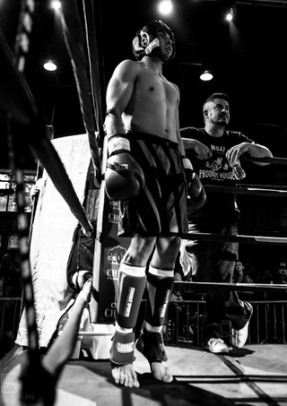 Prodigy House Fighter David Nevarez