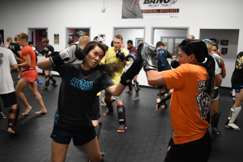 Muay Thai Kickboxing Intermediate