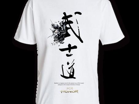 T-Shirt Design:Honor.