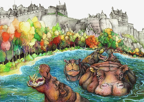 The Nor Loch Numpties