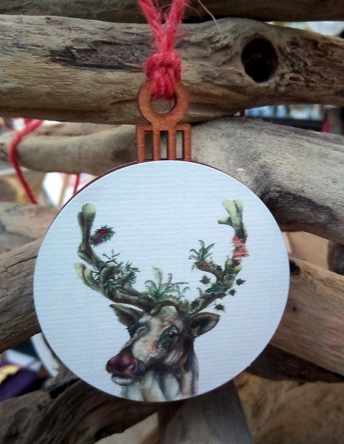 Rudolph Bauble