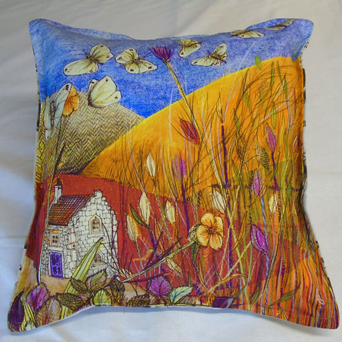 Harvest House Cushion