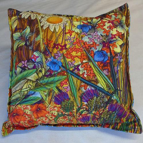 Grasshopper Cushion