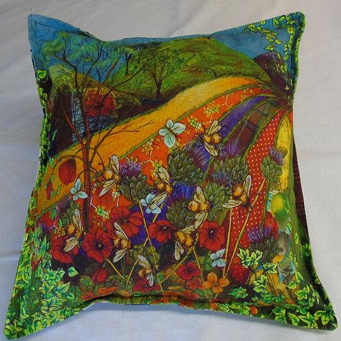 Nine Ladies Cushion