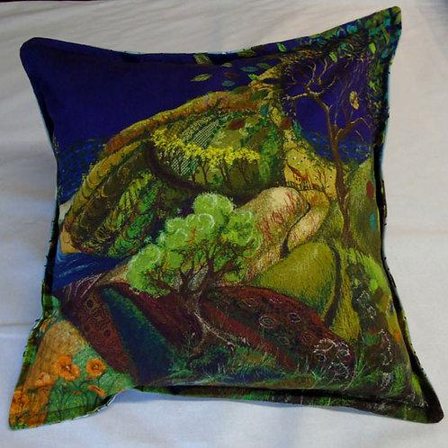 Owlish Cushion