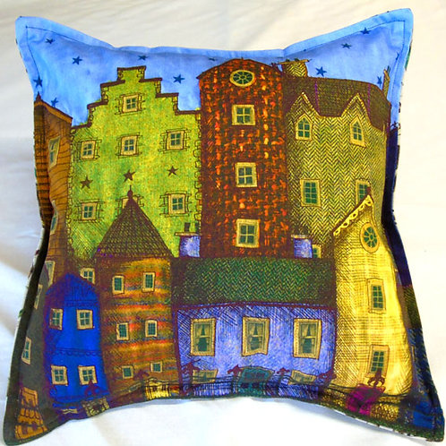Bright City Cushion