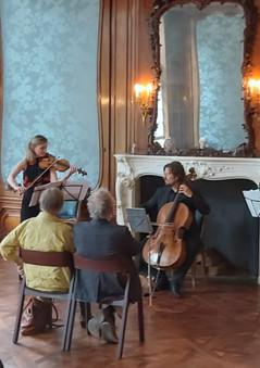 Trio Adesso in Huis Bartolotti Amsterdam
