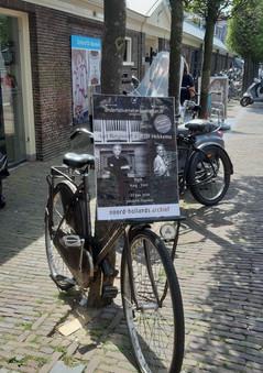 Trots op onze mooie posters!