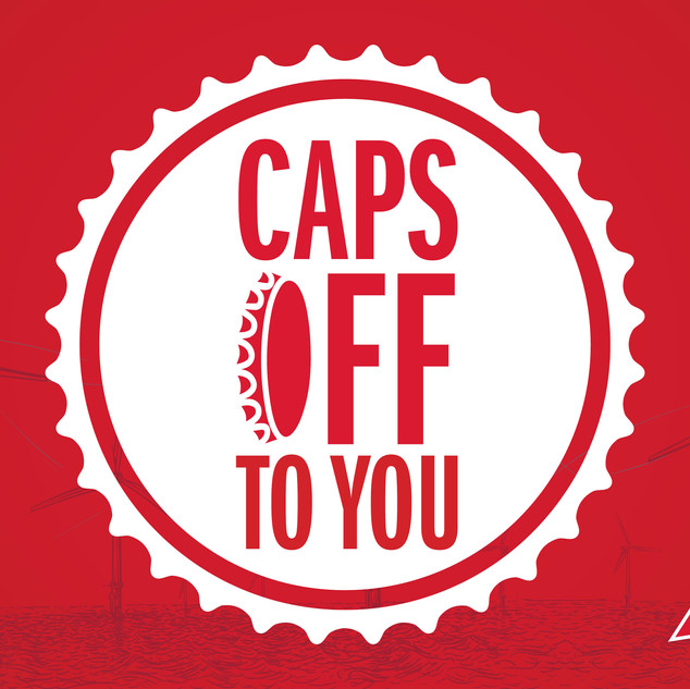 Caps Off to You