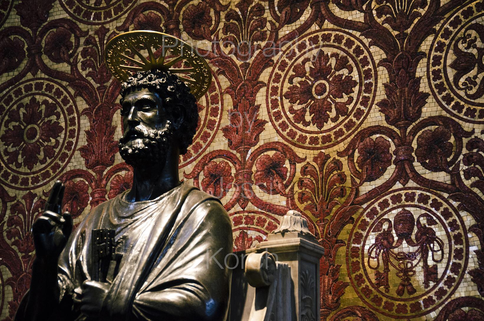 St. Peter's, Vatican