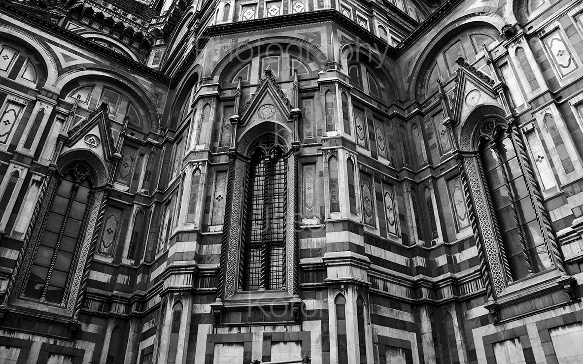Back of the Duomo