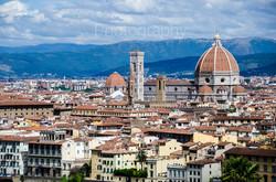 Overlooking Florence
