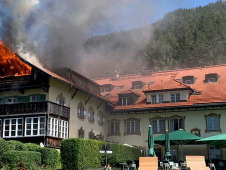 Großbrand Grünwalderhof