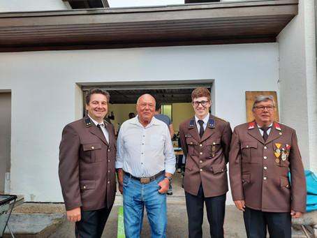80ster Geburtstag Gruber Franz