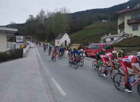 Tour of the Alps 2019 Absperrdienst