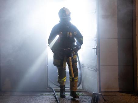 Atemschutzübung / Einschulung neue Geräte