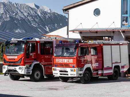 Neues Tanklöschfahrzeug für die FF-Sistrans