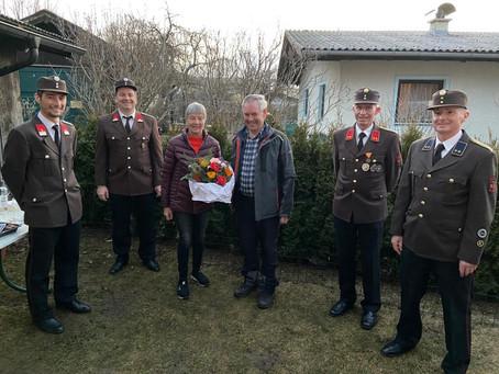 80. Geburtstag Hans Kirchmair