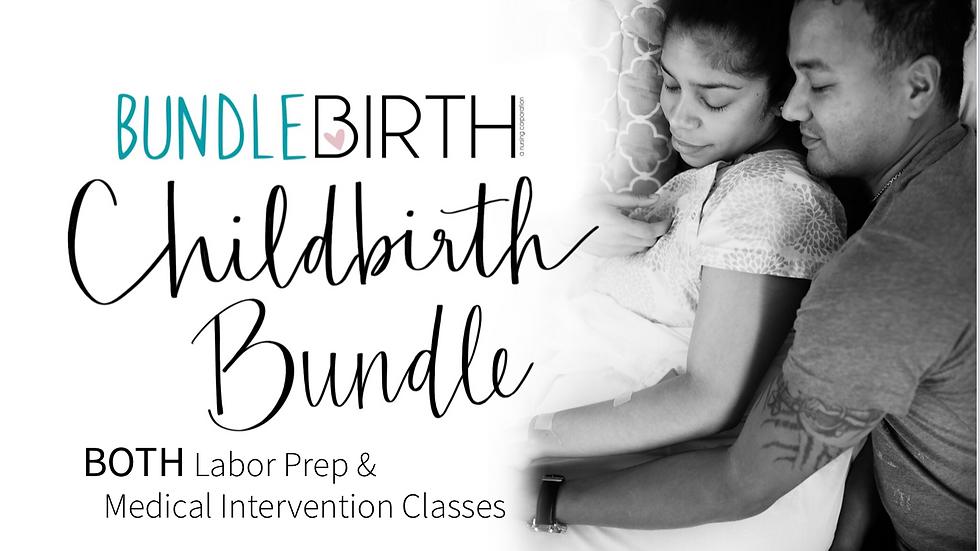Childbirth Bundle